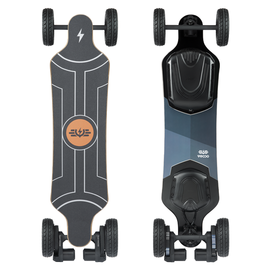 Yecoo GT3 All-Terrain Electric Skateboard